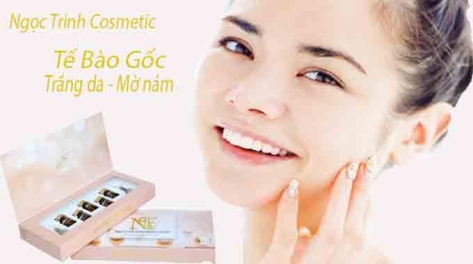Công Ty TNHH Phân Phối Mỹ Phẩm Và Dịch Vụ Làm Đẹp Ngọc Trinh Cosmetics