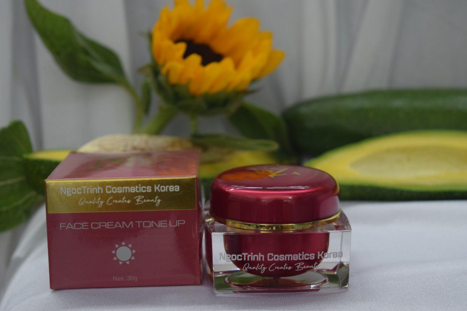 Kem chống nắng- Ngọc Trinh Cosmetic