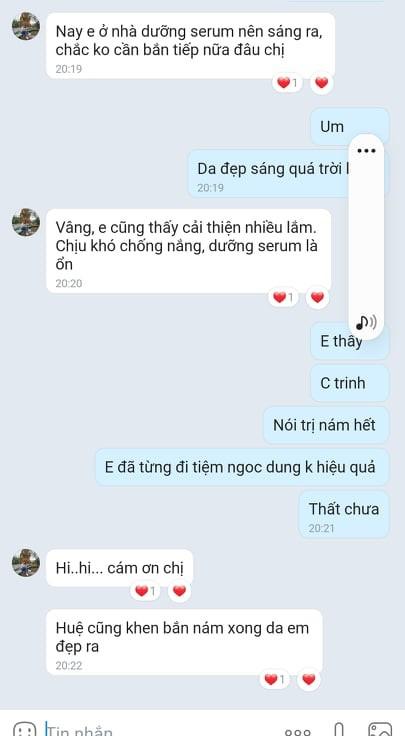 Kem Trị Nám -Dưỡng Trắng Da - Ngoc Trinh
