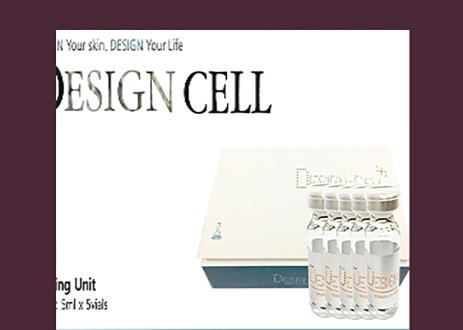 inh Chất Tiêm Cá Hồi Design -CELL- Trắng Da, Trị Nám, Trị Sẹo Lõm Hàn Quốc