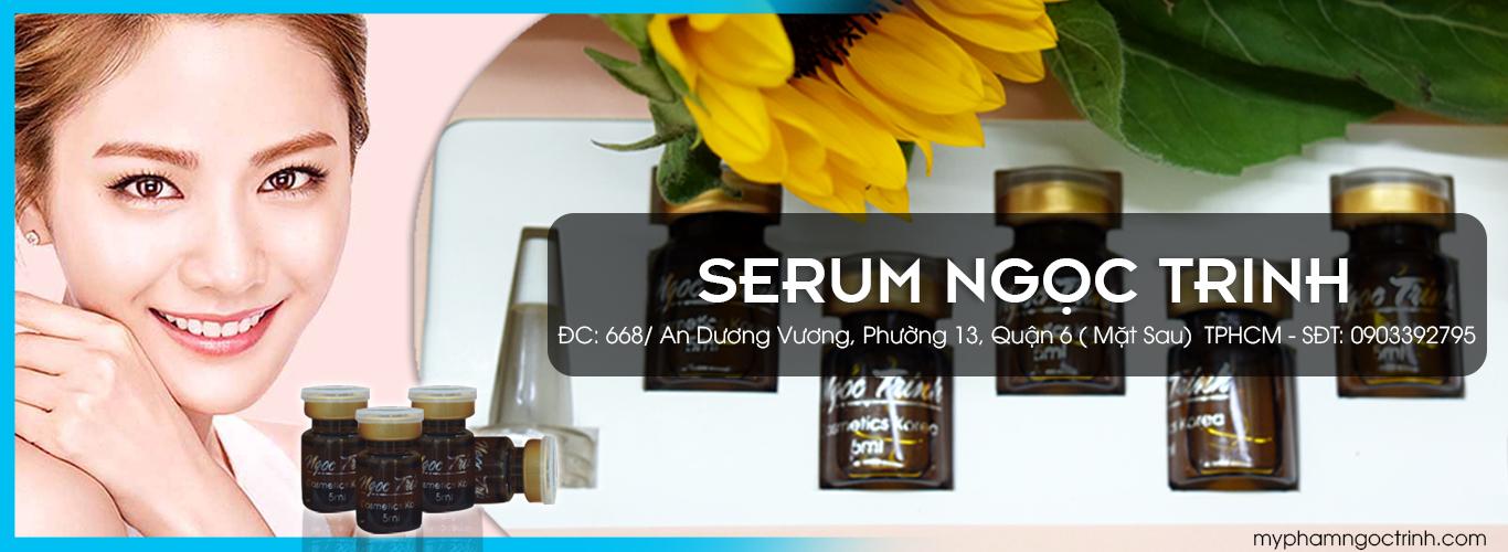 Có nên sử dụng serum  tế bào gốc dưỡng da
